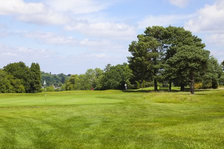 Chipstead Golf Club Cover Picture