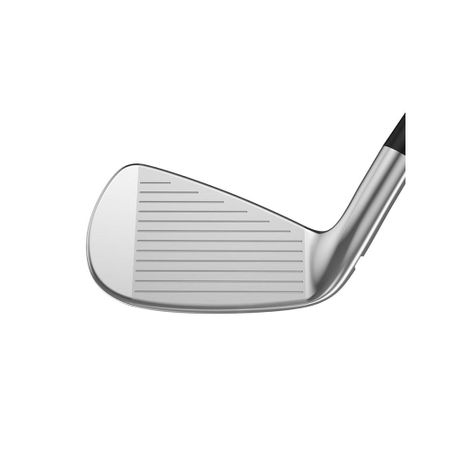 Irons Exotics EXS Ti-Utility Chrome Silver Tour Edge Picture