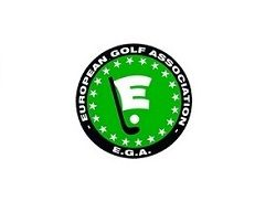 European Golf Association (EGA)'s logo