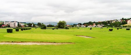 Derby Golf Club Slusovice Cover Picture