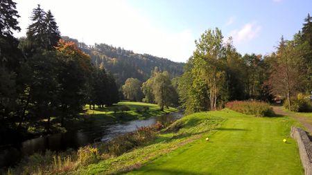 Golf Club Semily Cover
