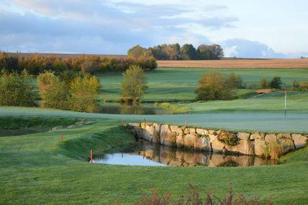 Golf Club Alfredov Cover