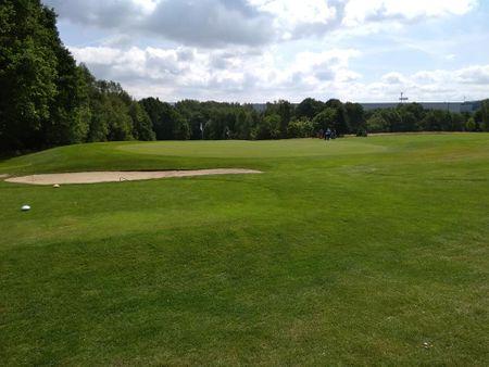 Golf Club Liberec Cover