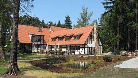 Golf Club Klanovice Forest Cover