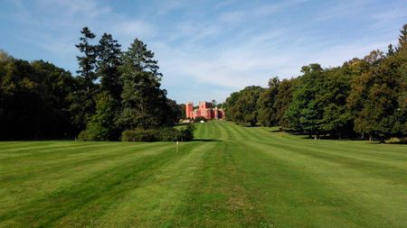 Golf Hradek - Castle and Cherry Course Cover Picture