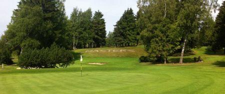 Golf Club Svratka 1932 Cover Picture