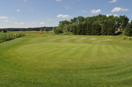 Golf Club Osycina Cover Picture