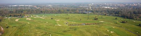 Overview of golf course named Lipiny Golf Resort