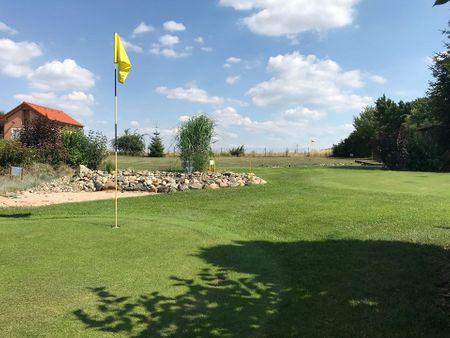 Golf Club Zlonin Cover Picture