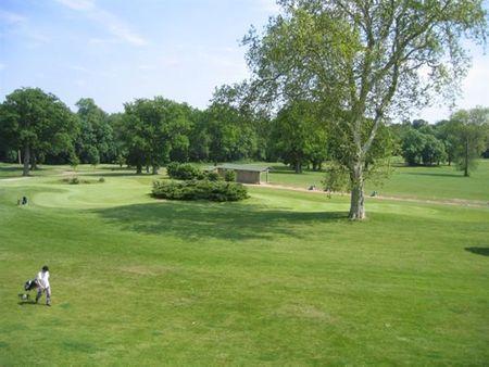Golf de Fontenailles Cover