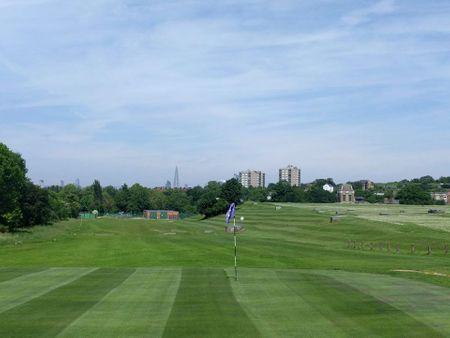 Aquarius Golf Club Cover Picture