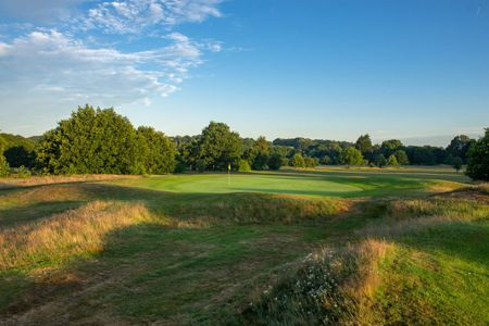 Richmond Park Assn of Golf Clubs Cover Picture