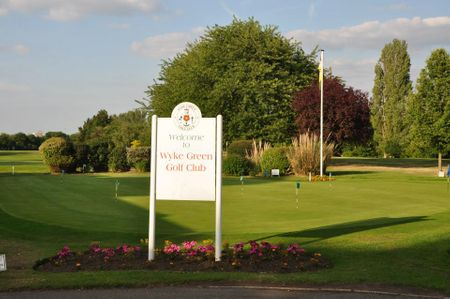Wyke Green Golf Club Cover Picture