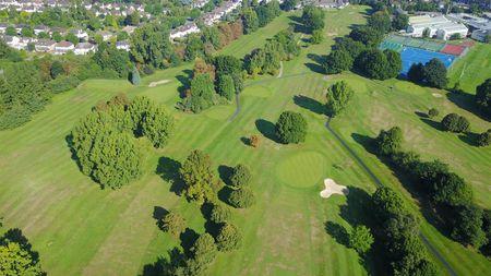 Shirley Park Golf Club Cover