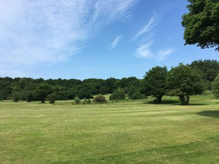 Overview of golf course named Royal Epping Forest Golf Club