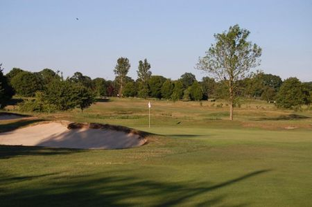 Bromley Golf Centre Cover