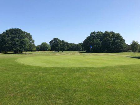 David Lloyd Hampton Golf Course Cover Picture