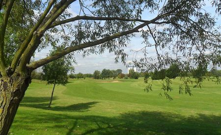 Airlinks Golf Club Cover Picture