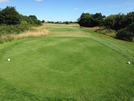 Crowlands Heath Golf Club Cover Picture