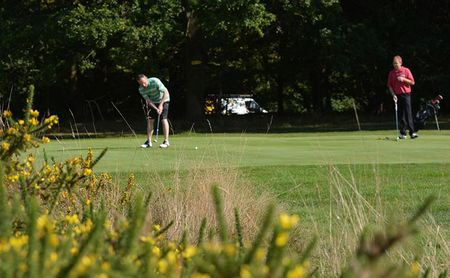 Thames Ditton and Esher Golf Club Cover