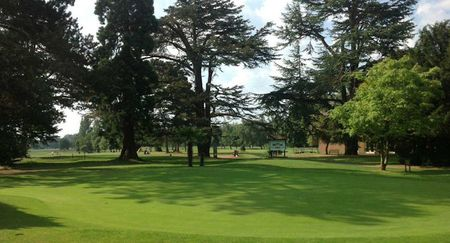 Coulsdon Court Golf Club Cover Picture