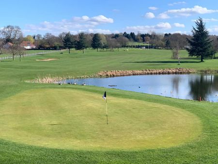 Woolston Manor Golf Club Cover Picture