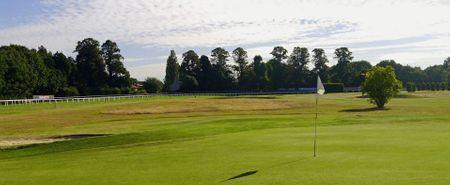 Sandown Park Golf Club Cover Picture