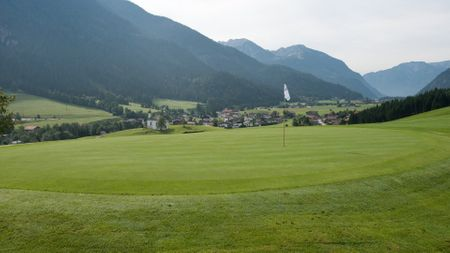 Posthotel Achenkirch Alpengolf Cover Picture