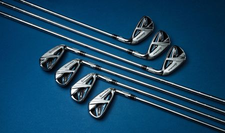 The New SIM Irons by TaylorMade Cover Picture