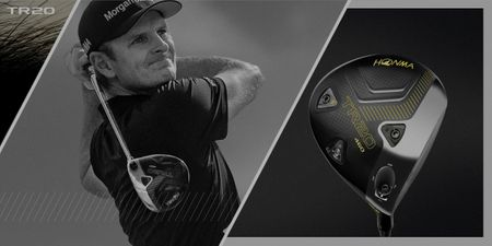 Justin Rose's New Driver - The Honma TR20 Cover Picture