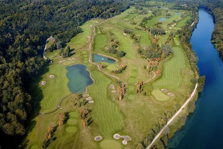 Overview of golf course named Golf Club Villa Paradiso