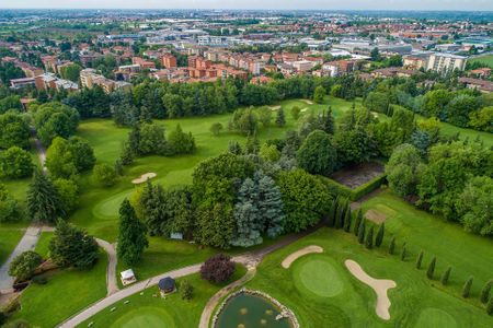 Overview of golf course named Golf Parco Dei Colli