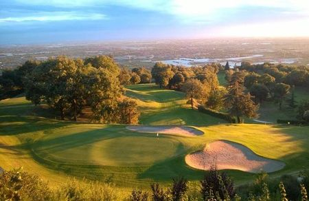 Overview of golf course named Golf Club La Rossera