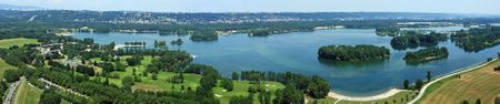 Miribel-Jonage Golf Club Cover Picture