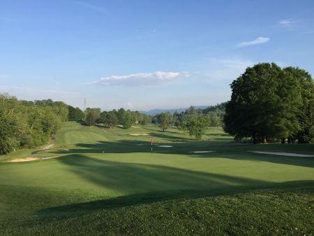 Etowah Valley Golf Club Cover
