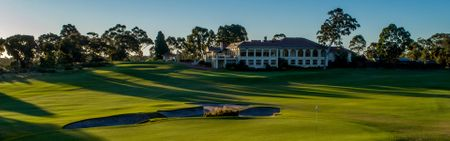 Royal Auckland Golf Club Cover Picture