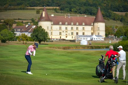Hosting golf course for the event: Hôtel Golf Château de Chailly Pro-Am 2020
