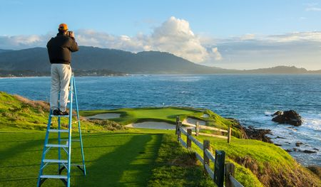Interview with Evan Schiller – World Renowned Golf Photographer Cover Picture