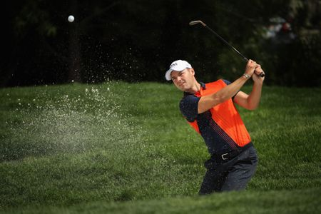 Exclusive Interview with Martin Kaymer Cover Picture