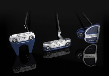 Introducing Stroke Lab Women's putters Cover Picture