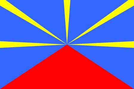 Réunion Flag