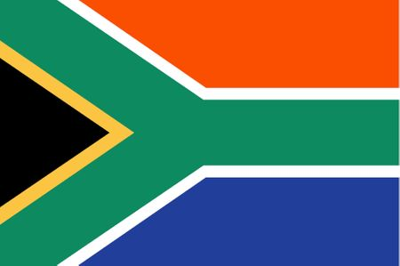 Johannesburg Flag