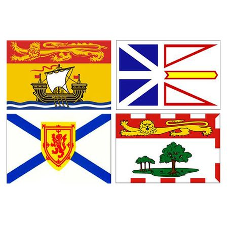 The Maritimes Flag