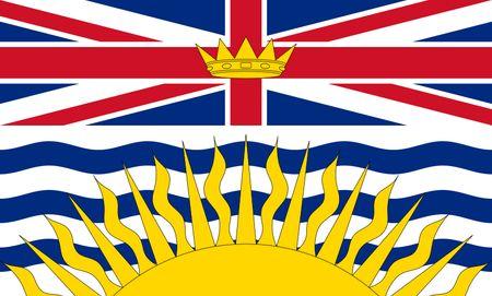 British Columbia Interior Flag