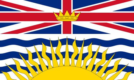 British Columbia Coastal Flag