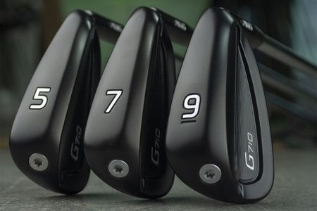 G710 - Ping's longest, most forgiving iron Cover Picture