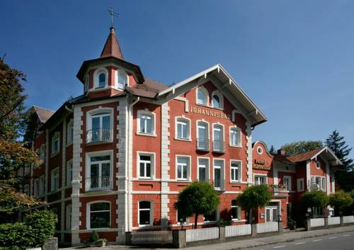 mD Hotel Johannisbad Cover Picture