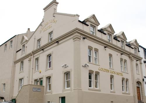 The Golden Lion Hotel Cover Picture