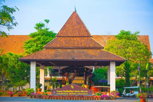 Golden Pine Resort Chiang Rai Cover Picture