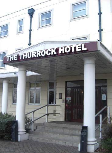 The Thurrock Hotel Cover Picture